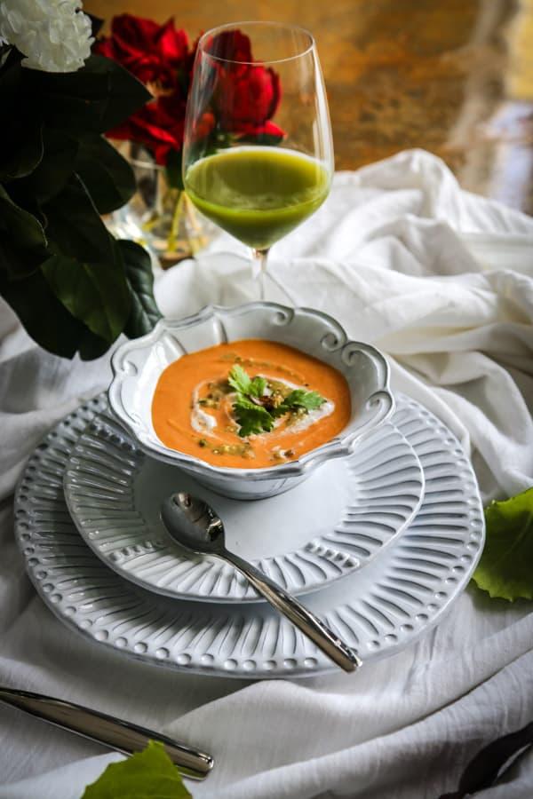 vegan curried cauliflower recipe