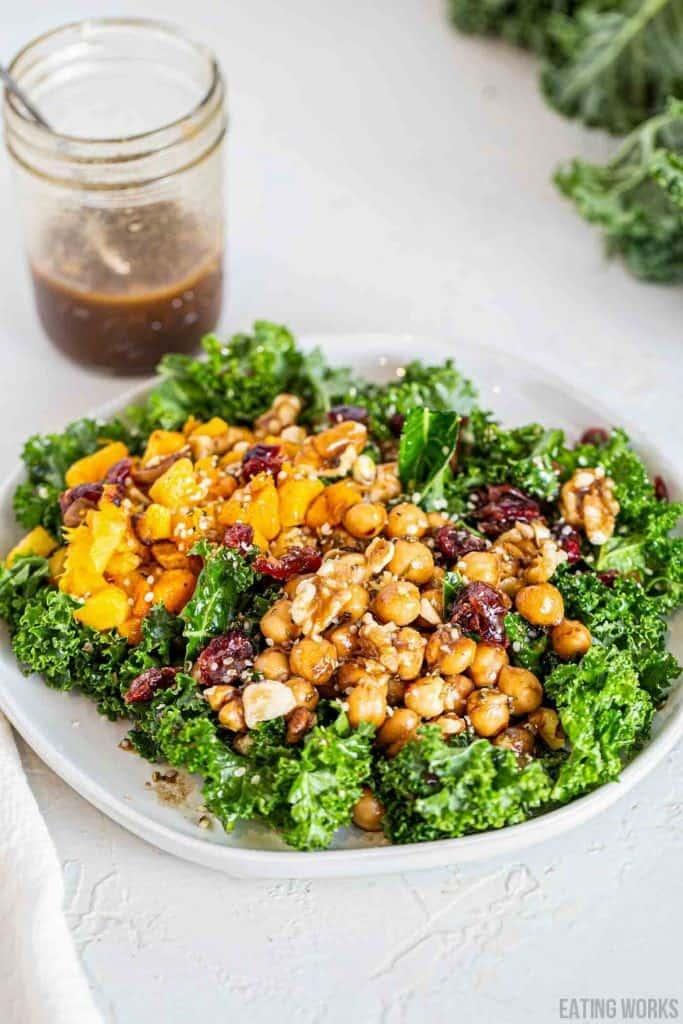 Grain-free vegan dinner recipe