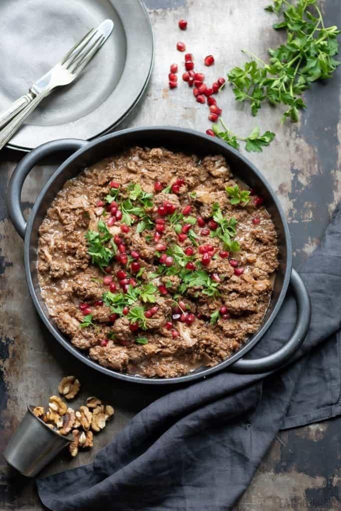 grain free vegan recipe