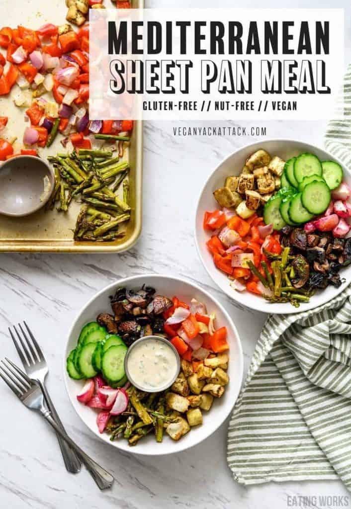 grain-free vegan recipe