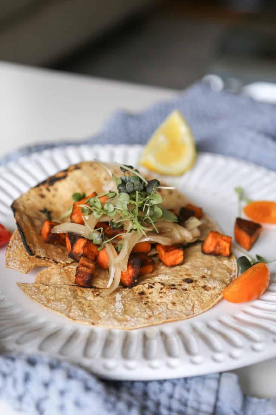 Healthy Taco Recipe