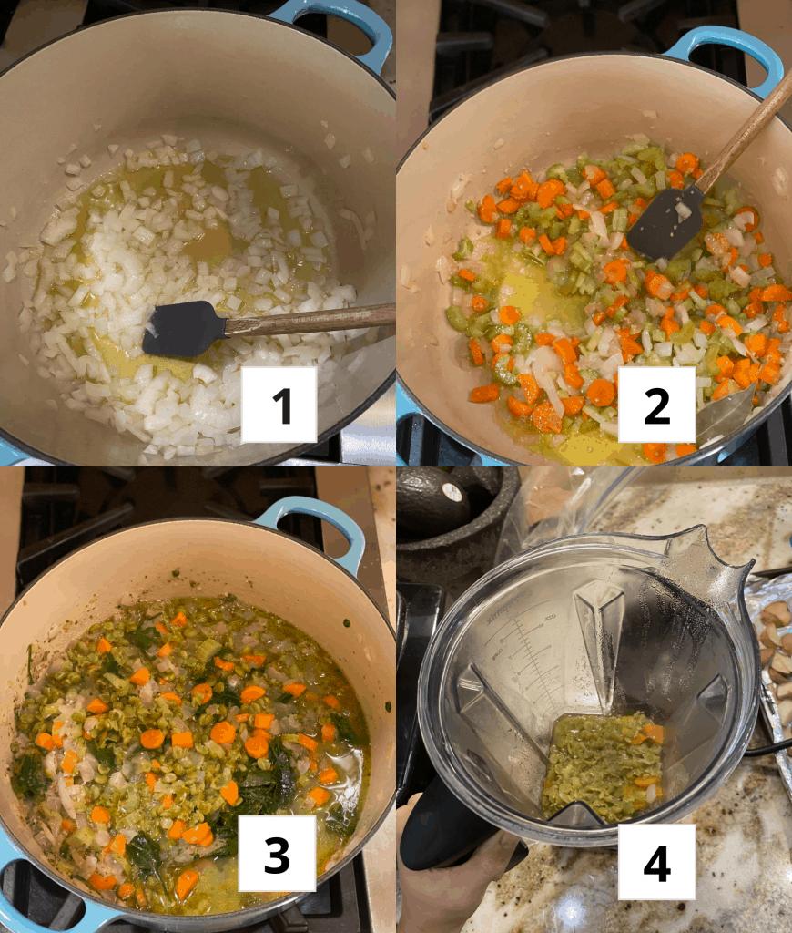 Vegan Split Pea Soup, Vegan Split Pea Soup